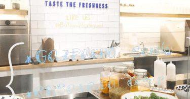 Batavia Healthy Food busca personal de Sala en Madrid