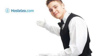 Trabajo de camarero como oportunidad de carrera profesional
