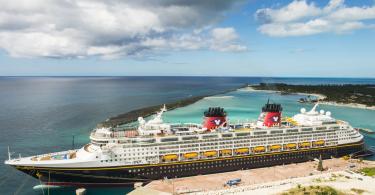 Trabaja en Cruceros con Disney Cruise Line