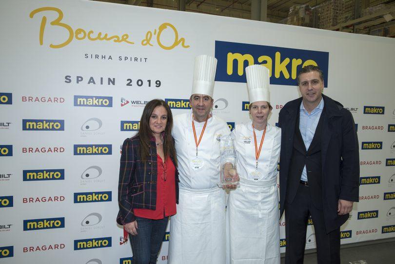 Bocuse d'Or España 2019