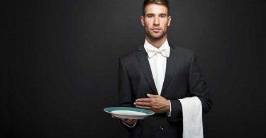 Trabaja de camarero en Hoteles de Lujo en Barcelona
