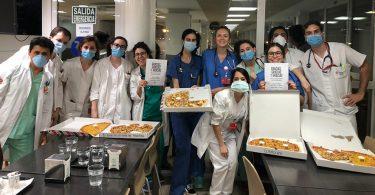 La solidaridad de la gastronomia española en la crisis del coronavirus