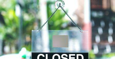 Cómo cerrar mi restaurante por el Covid-19