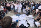 Manifestación de los chefs españoles ante el Congreso de los Diputados
