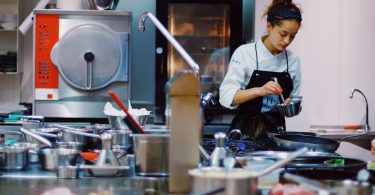 Trabajar de cocinero, una profesión de presente y futuro