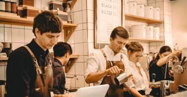 100 nuevas vacantes de trabajo de camarero