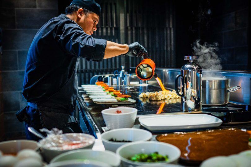 Ofertas de trabajo en sushi: el delivery aumenta las ofertas de empleo