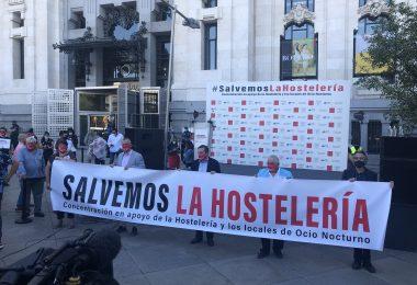 La Hostelería de España reclama ayuda al Gobierno