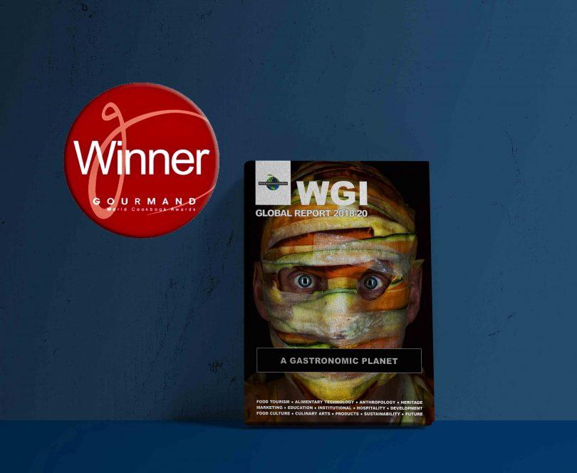 El Global Report del WGI gana el Premio Gourmand en la categoría profesional de gastronomía